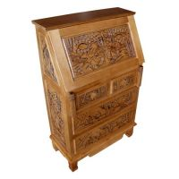 Oriental Handcarved Furniture - Teak
